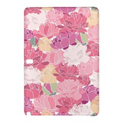 Peonies Flower Floral Roes Pink Flowering Samsung Galaxy Tab Pro 10.1 Hardshell Case