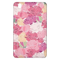 Peonies Flower Floral Roes Pink Flowering Samsung Galaxy Tab Pro 8.4 Hardshell Case