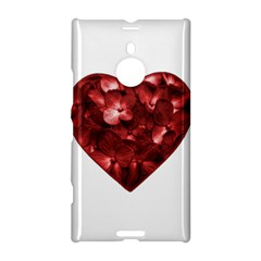 Floral Heart Shape Ornament Nokia Lumia 1520