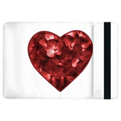 Floral Heart Shape Ornament iPad Air 2 Flip