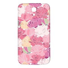 Peonies Flower Floral Roes Pink Flowering Samsung Galaxy Mega I9200 Hardshell Back Case