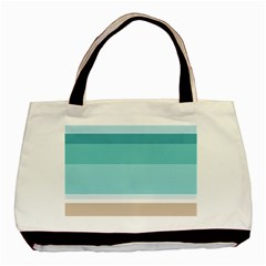 Rainbow Flag Basic Tote Bag (Two Sides)