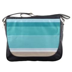 Rainbow Flag Messenger Bags