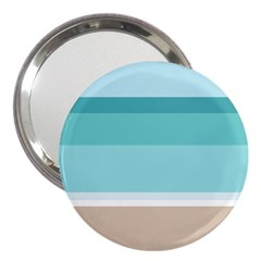 Rainbow Flag 3  Handbag Mirrors