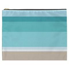 Rainbow Flag Cosmetic Bag (XXXL)
