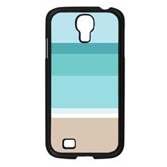 Rainbow Flag Samsung Galaxy S4 I9500/ I9505 Case (Black)