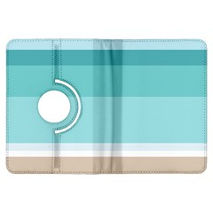 Rainbow Flag Kindle Fire HDX Flip 360 Case