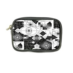 Point Line Plane Themed Original Design Coin Purse