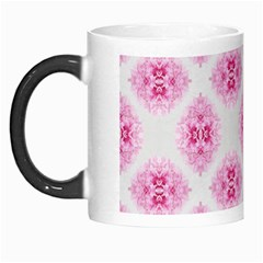 Peony Photo Repeat Floral Flower Rose Pink Morph Mugs