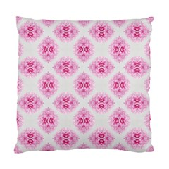 Peony Photo Repeat Floral Flower Rose Pink Standard Cushion Case (Two Sides)