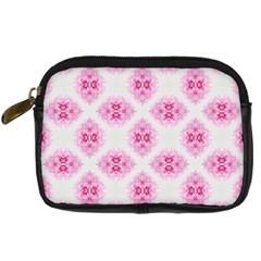 Peony Photo Repeat Floral Flower Rose Pink Digital Camera Cases