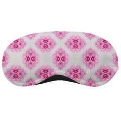 Peony Photo Repeat Floral Flower Rose Pink Sleeping Masks
