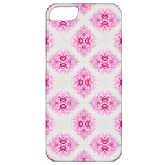 Peony Photo Repeat Floral Flower Rose Pink Apple iPhone 5 Classic Hardshell Case