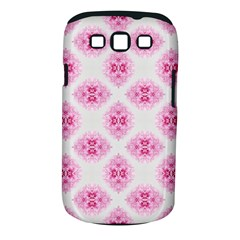 Peony Photo Repeat Floral Flower Rose Pink Samsung Galaxy S III Classic Hardshell Case (PC+Silicone)