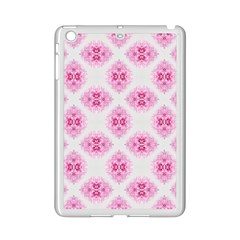 Peony Photo Repeat Floral Flower Rose Pink iPad Mini 2 Enamel Coated Cases