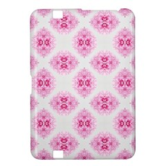 Peony Photo Repeat Floral Flower Rose Pink Kindle Fire HD 8.9