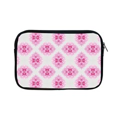 Peony Photo Repeat Floral Flower Rose Pink Apple iPad Mini Zipper Cases
