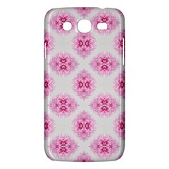 Peony Photo Repeat Floral Flower Rose Pink Samsung Galaxy Mega 5.8 I9152 Hardshell Case