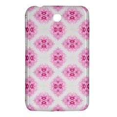 Peony Photo Repeat Floral Flower Rose Pink Samsung Galaxy Tab 3 (7 ) P3200 Hardshell Case