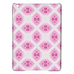 Peony Photo Repeat Floral Flower Rose Pink iPad Air Hardshell Cases