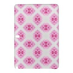 Peony Photo Repeat Floral Flower Rose Pink Samsung Galaxy Tab Pro 10.1 Hardshell Case