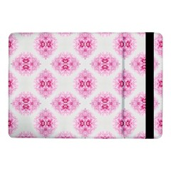 Peony Photo Repeat Floral Flower Rose Pink Samsung Galaxy Tab Pro 10.1  Flip Case