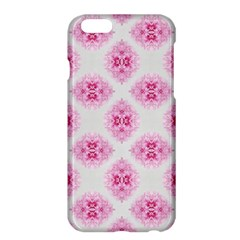 Peony Photo Repeat Floral Flower Rose Pink Apple iPhone 6 Plus/6S Plus Hardshell Case