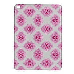 Peony Photo Repeat Floral Flower Rose Pink iPad Air 2 Hardshell Cases