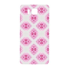 Peony Photo Repeat Floral Flower Rose Pink Samsung Galaxy Alpha Hardshell Back Case