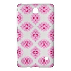 Peony Photo Repeat Floral Flower Rose Pink Samsung Galaxy Tab 4 (7 ) Hardshell Case