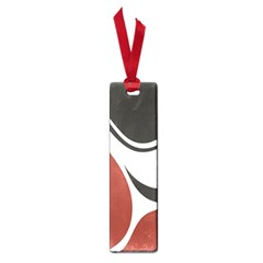 Red Black Small Book Marks