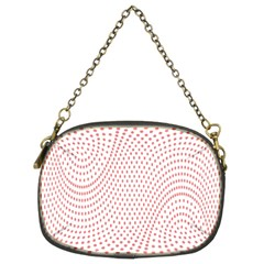 Red Circle Chain Purses (Two Sides)