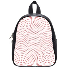 Red Circle School Bags (Small)