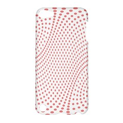 Red Circle Apple iPod Touch 5 Hardshell Case