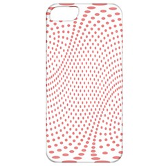 Red Circle Apple iPhone 5 Classic Hardshell Case