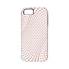 Red Circle Apple iPhone 5 Classic Hardshell Case (PC+Silicone)