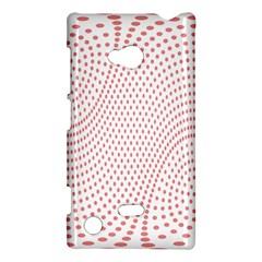 Red Circle Nokia Lumia 720