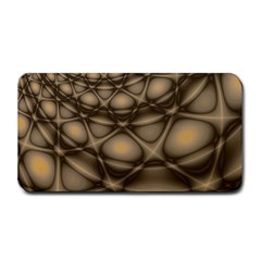 Rocks Metal Fractal Pattern Medium Bar Mats