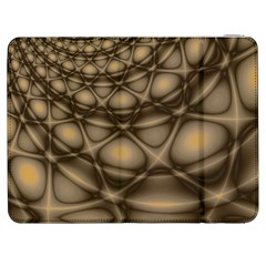 Rocks Metal Fractal Pattern Samsung Galaxy Tab 7  P1000 Flip Case