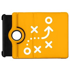 Sign Yellow Strategic Simplicity Round Times Kindle Fire HD 7