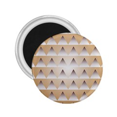 Pattern Retro Background Texture 2.25  Magnets