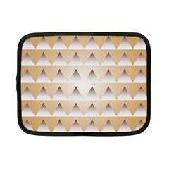 Pattern Retro Background Texture Netbook Case (small)