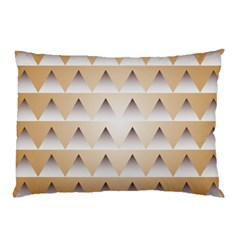 Pattern Retro Background Texture Pillow Case (two Sides)