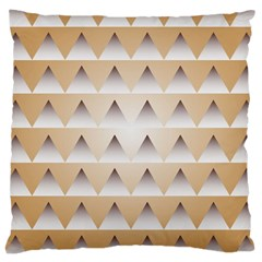 Pattern Retro Background Texture Large Cushion Case (Two Sides)