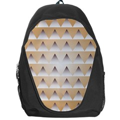 Pattern Retro Background Texture Backpack Bag
