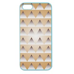 Pattern Retro Background Texture Apple Seamless Iphone 5 Case (color)