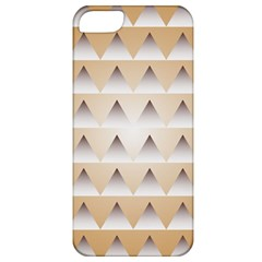 Pattern Retro Background Texture Apple iPhone 5 Classic Hardshell Case