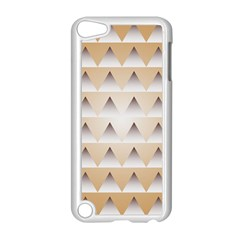 Pattern Retro Background Texture Apple iPod Touch 5 Case (White)