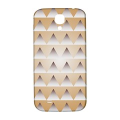 Pattern Retro Background Texture Samsung Galaxy S4 I9500/i9505  Hardshell Back Case