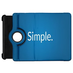 Simple Feature Blue Kindle Fire HD 7